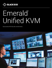 KVM unificada Emerald®