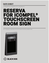 Reserva Data Sheet