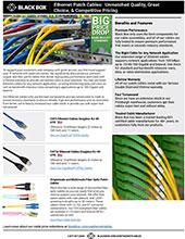 Black Box Premium Patch Cables