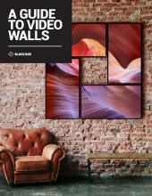 A Guide to Video Walls