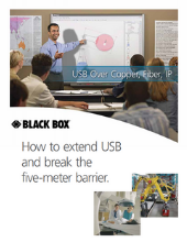 Extending the Benefits of USB
