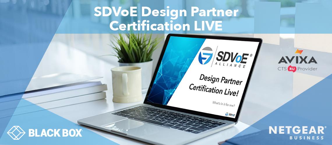 SDoVE_CDP LIVE-Banner