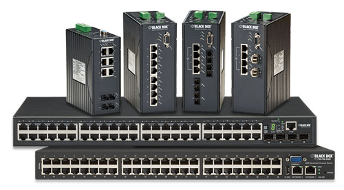 DIN-Rail-Ethernet-Switches