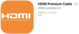 HDMI App
