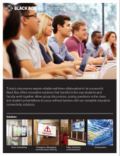 Education Solutions Brochure