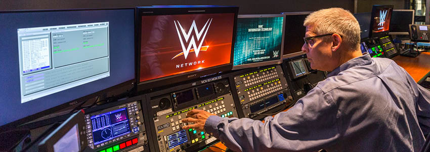 WWE Case Study