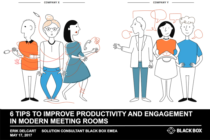 Webinar_AV_6 Tips to Improve Productivity and Engagement in Modern Meeting Rooms