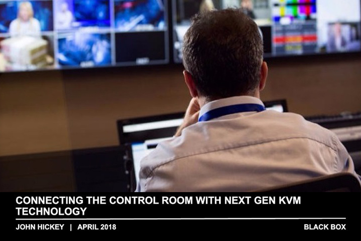 Webinar_KVM_Connecting the Control Room with Emerald Unified KVM
