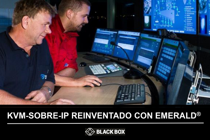 The Evolution of IP based KVM (en inglés)