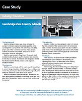 Escuelas de Cambridgeshire